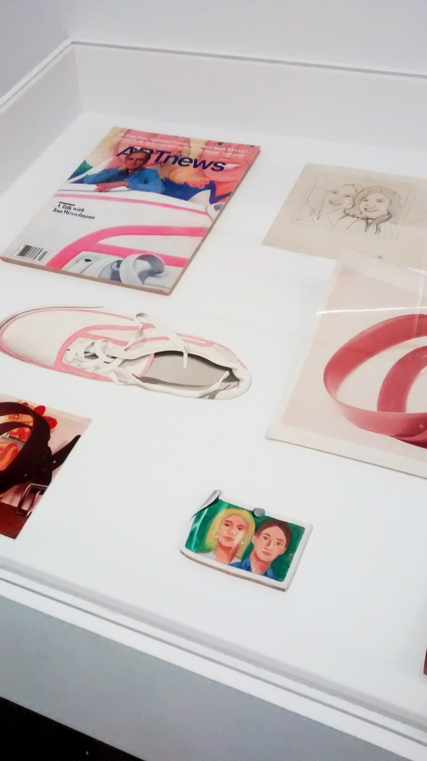 Roaming the Artist's Mind: Tom Wesselmann at Gagosian, Chelsea
