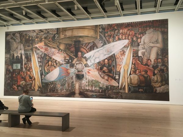"Thoughts on ""Vida Americana"" at The Whitney by Jennifer Contreras"