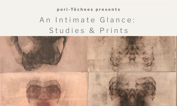 EXHIBITION: An Intimate Glance: Studies & Prints